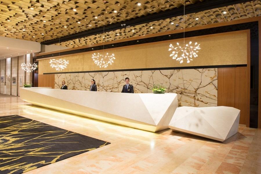 מלון לאונרדו פלזה ירושלים - אולם קבלה - גיל נופש