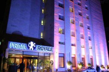 מלון פרימה רויאל ירושלים