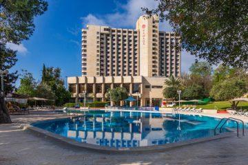 Passover in Ramada Jerusalem Hotel